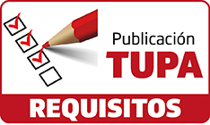 Requisitos TUPA